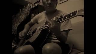 永積タカシの代表作、サヨナラCOLORのギター弾き語り.