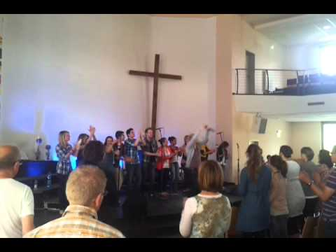 Chriss Lass Und Seine Formation In Der Christuskirche Dortmund