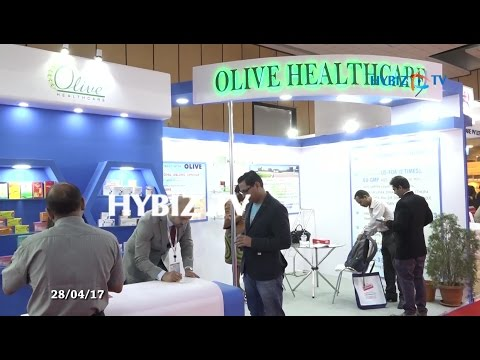 Olive Healthcare, Mumbai | IPHEX 2017 Exhibition Hyderabad | hybiz