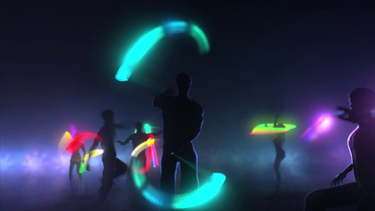flowtoys - world's favorite LED props for flow arts