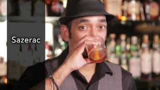 Sazerac Cocktail - How To Make A Sazerac