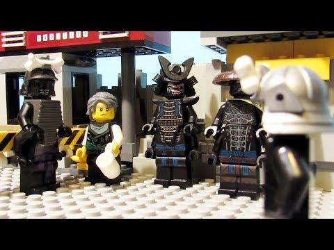 Lego ninjago movie vs original ultimate garmadon battle - Ninjago vs ninjago ...