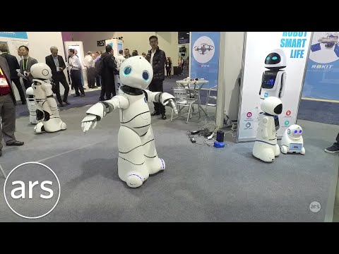 CES 2017: the fun, cool and best of show | Ars Technica