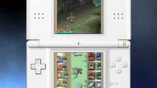 Final Fantasy Crystal Chronicles Ring of Fates   Trailer   DS