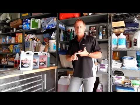 Car Detailing Products: Dilution Ratios