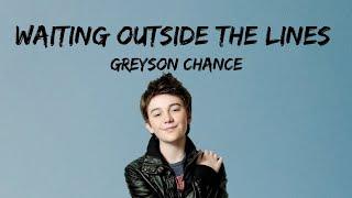 Greyson chance - waiting outside the lines (lyrics) kids