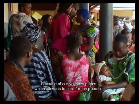 Fidesco Globe Reporters: Medical care for the poor in Guinea