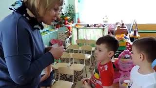 Педагогическое мероприятие с детьми старшего  дошкольного возраста