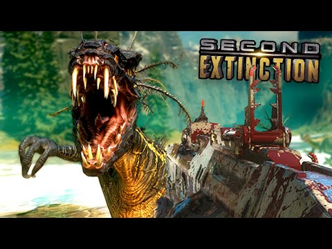 ALL DINOSAURS, EVERYWHERE DINOSAURS!?! – Second Extinction | Ep1