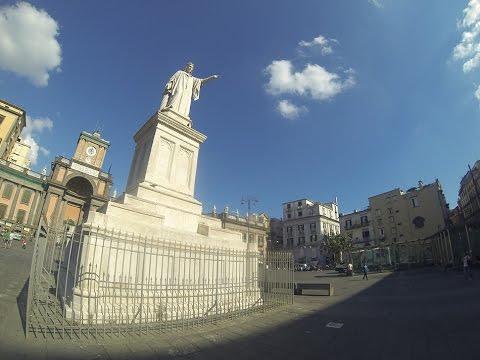 Napoli Time Lapse 360°