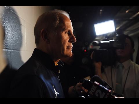 Michigan coach John Beilein talks Golden State comparison, and three-pointer stratgey