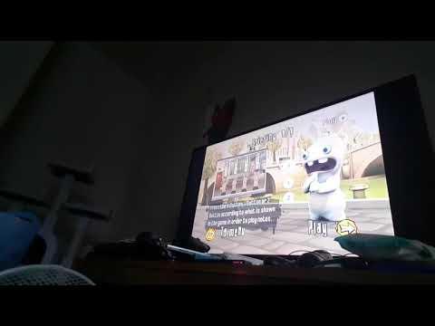 Rayman Raving Rabbids 2 - Snake Charmer (Rayman) (Wii, UK/🇬🇧)