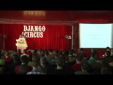 Image from DjangoCon EU 2013: Brandon Rhodes - Keynote