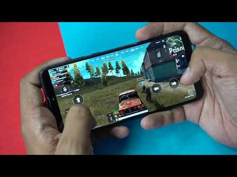 ASUS ZenFone Max Pro M2 Gaming Review, PUBG Mobile Gameplay, Temperature And Battery Usage
