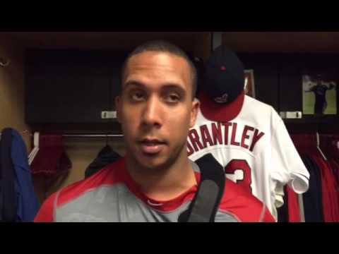 Michael Brantley on new role with Indians