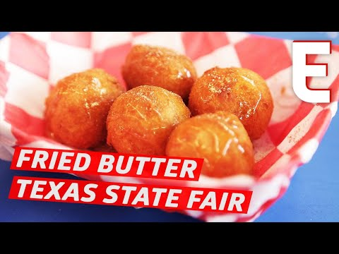 Deep-Fried Butter Is an Obsession in Texas — Cult Following