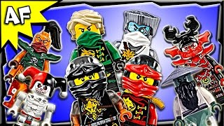 Lego Ninjago Minifigures RISE OF VILLIANS 2016 Summer Collection