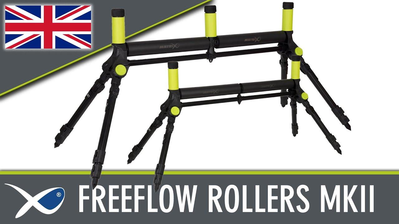 Pole Fishing GR0004 Matrix Freeflow MKII Standard Roller