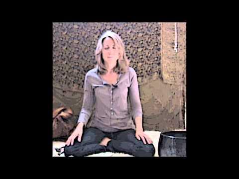 See/Hear/Feel FLOW - GUIDED MEDITATION  ~Stephanie Nash