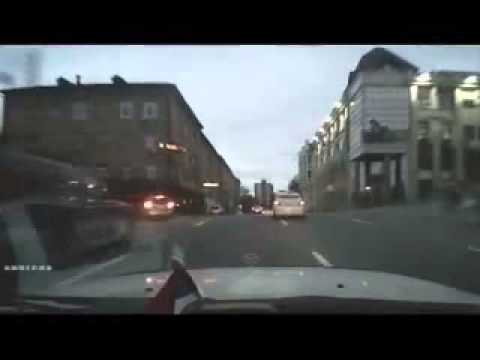 Гаишник на дороге порно