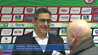 Foggia - Pescara 1-1:Pasquale Padalino