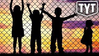 Children Confined In Inhumane Detention Center