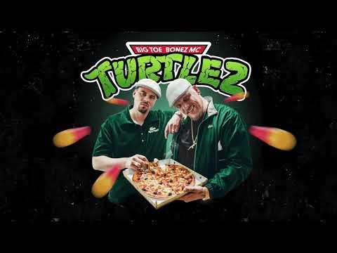 BIG TOE x BONEZ MC - TURTLEZ (PROD. AL MAJEED x KEVDUNKIN)