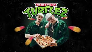 BIG TOE x BONEZ MC - TURTLEZ (PROD. AL MAJEED x KEVDUNKIN)
