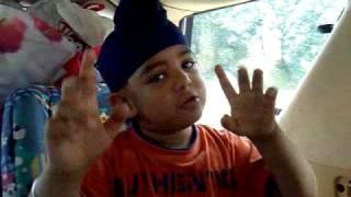 Harbaaz singing pinki
