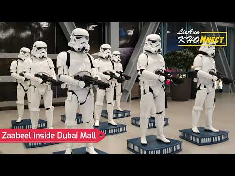 Must See Tourist Attraction Inside The Dubai Mall