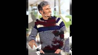 Мужской свитер схема