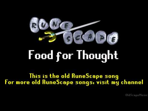 Old RuneScape Soundtrack: Food for Thought