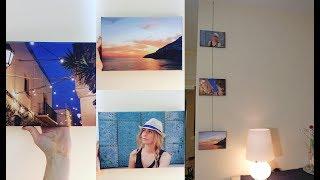 Stampare le proprie foto per decorare le pareti, idee e recensione stampa-su-tela.it