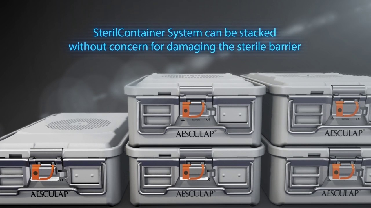Sterile Processing Solutions by Aesculap USA