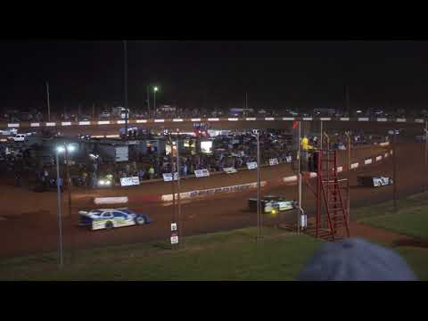 dixie speedway lucas oil slm feature event 9-29-18