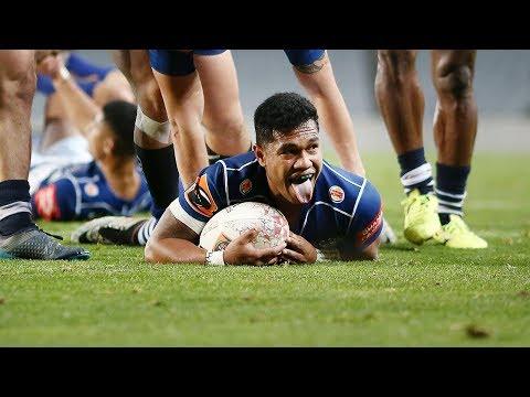 ROUND 7 HIGHLIGHTS: Auckland v Otago – 2018