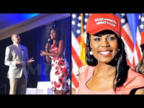 Ed Gordon Ambushes Omarosa With Trump Questions at NABJ Conference (REACTION)