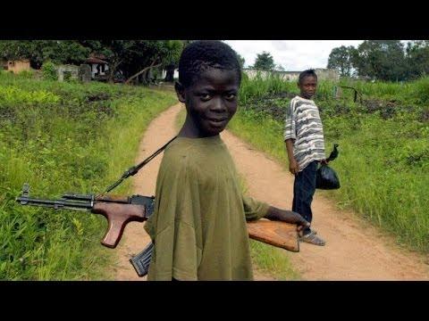La génération perdue des enfants-soldats du Liberia