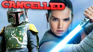 Why Disney Is CANCELLING These Star Wars Movies