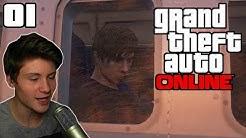 GTA ONLINE #1   KING JOONGE DNER ARMEE   Let's Play GTA Online mit Dner