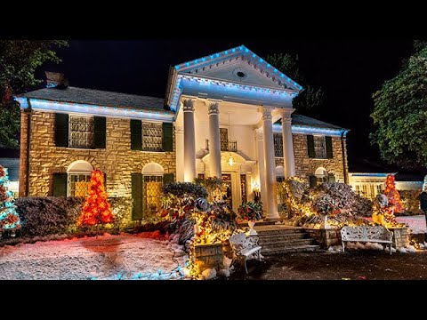 Christmas At Graceland 2.On Location Christmas At Graceland Coming This Holiday Season