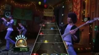 Guitar Hero World Tour PC - Michael Jackson - Beat it : GAMEPLAY ( Drums & Guitar )