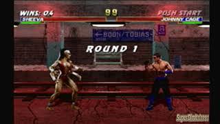 Mortal Kombat Trilogy Sheeva Arcade Ladder