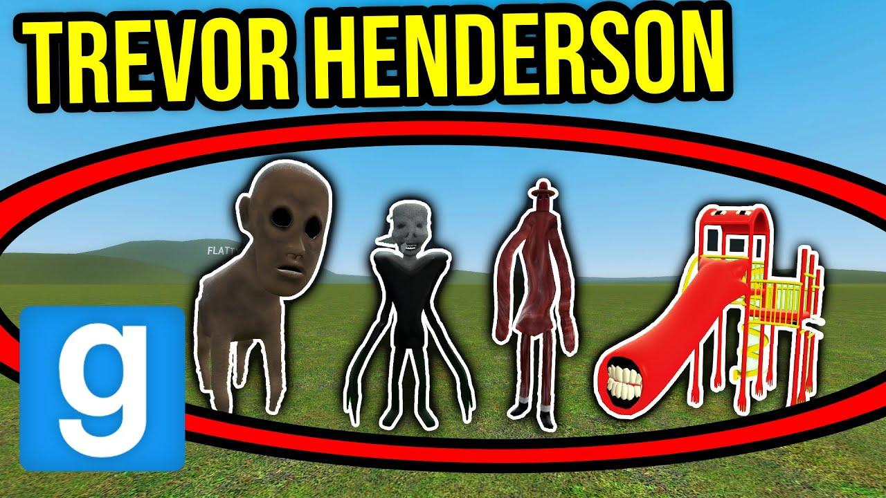 Download NEW TREVOR HENDERSON PACK 4 UPDATE!! (Garry's Mod Nextbot)