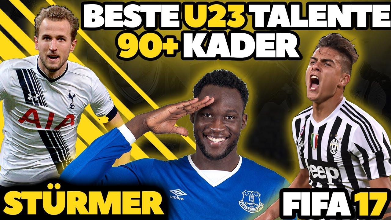 Fifa 17 Beste Talente