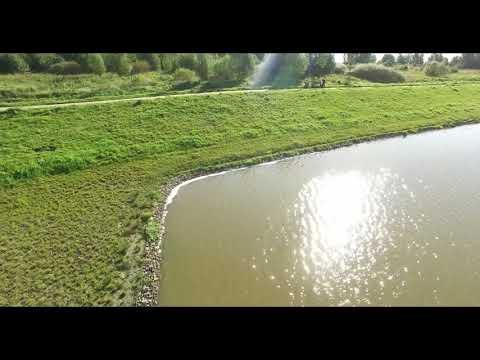 Zbiornik Retencyjny Świętokrzyska I W Gdańsku [FILM Z DRONA]