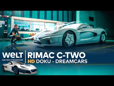 RIMAC C-Two -