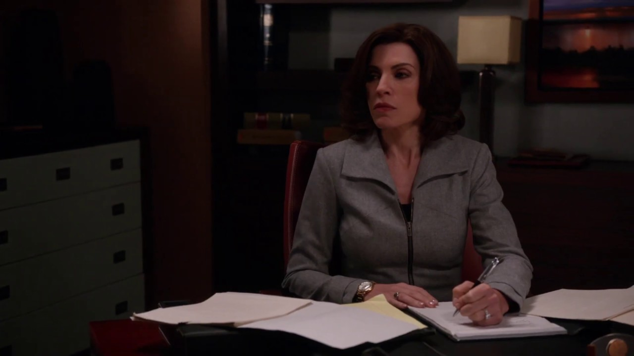 Download The Good Wife - S05E05: Hitting the Fan