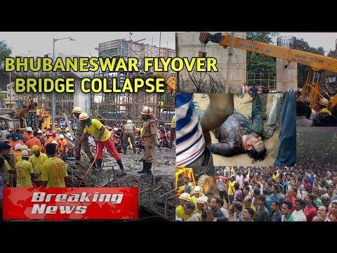 Bhubaneswar || Under Construction Flyover Bridge collapse