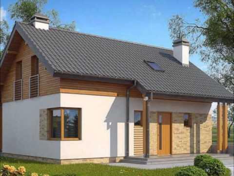 Проект дома с мансардой 150 кв м.